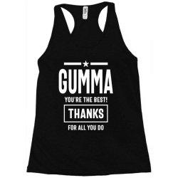 Gumma You're The Best! Mother Grandma Gift Racerback Tank | Artistshot