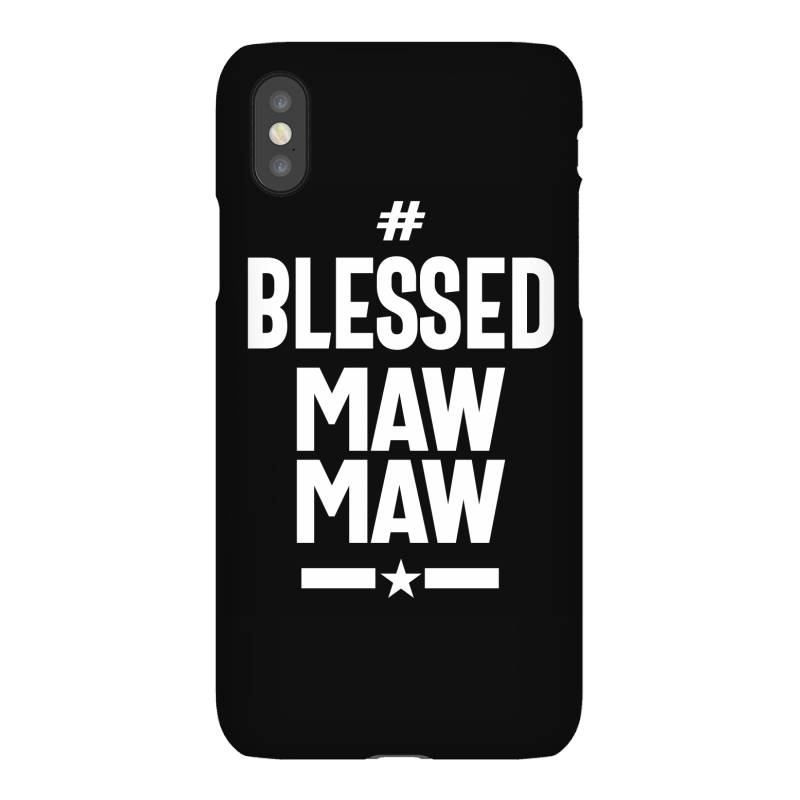 Blessed Mawmaw - Mother Grandma Gift Iphonex Case | Artistshot