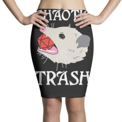 chaotic trash Pencil Skirts | Artistshot