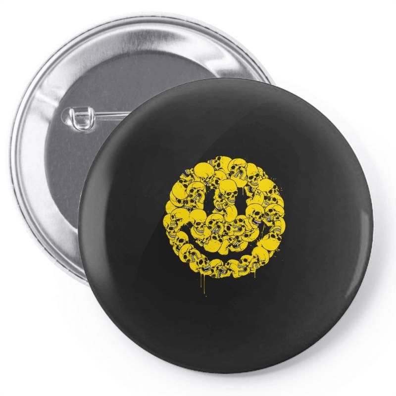 Keep Smiling Pin-back Button | Artistshot