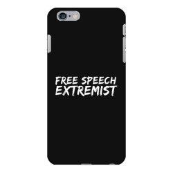 free speech extremist iPhone 6 Plus/6s Plus Case | Artistshot