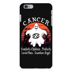Vintage Ghost Zodiac Cancer Funny Halloween Gift iPhone 6 Plus/6s Plus Case | Artistshot