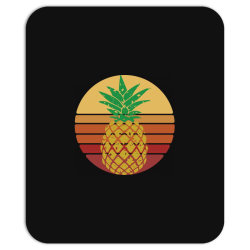 Sunset Pineapple Style Mousepad | Artistshot