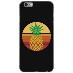 Sunset Pineapple Style iPhone 6/6s Case | Artistshot