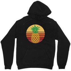 Sunset Pineapple Style Unisex Hoodie | Artistshot
