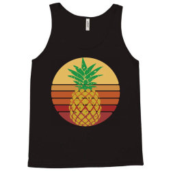Sunset Pineapple Style Tank Top | Artistshot