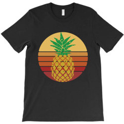 Sunset Pineapple Style T-Shirt | Artistshot