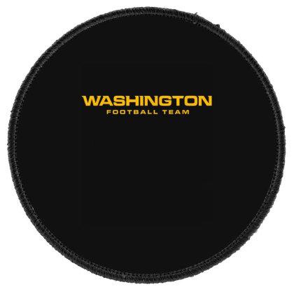 Washington Football Team Round Patch Designed By Vanitty