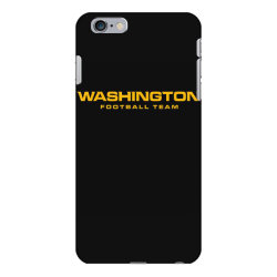 washington football team iPhone 6 Plus/6s Plus Case | Artistshot