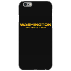 washington football team iPhone 6/6s Case | Artistshot
