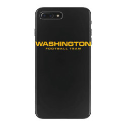 washington football team iPhone 7 Plus Case | Artistshot