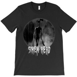 scary siren head vintage meme character T-Shirt | Artistshot