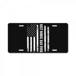 best bonus add ever License Plate   Artistshot