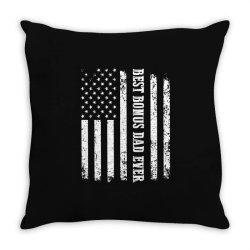best bonus add ever Throw Pillow   Artistshot