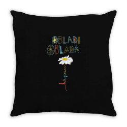 bladi blada Throw Pillow | Artistshot