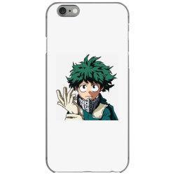 my hero academia _ Boku no Hero Academia _ izuku Midoria Deku iPhone 6/6s Case | Artistshot