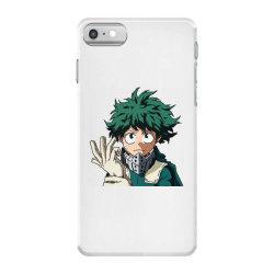 my hero academia _ Boku no Hero Academia _ izuku Midoria Deku iPhone 7 Case | Artistshot