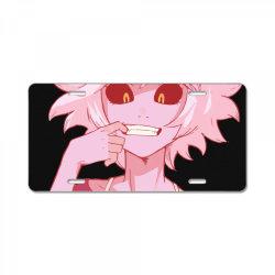 my hero academia _ Boku no Hero Academia _ Mina Ashido License Plate   Artistshot