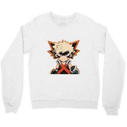 my hero academia _ Boku no Hero Academia _ katsuki Bakugo _ Kachan Crewneck Sweatshirt | Artistshot