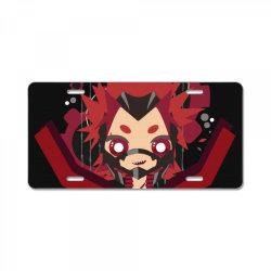 my hero academia _ Boku no Hero Academia _ Red Riot _ Eijiro Kirishima License Plate | Artistshot