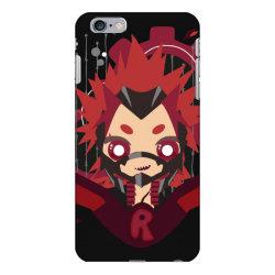 my hero academia _ Boku no Hero Academia _ Red Riot _ Eijiro Kirishima iPhone 6 Plus/6s Plus Case | Artistshot