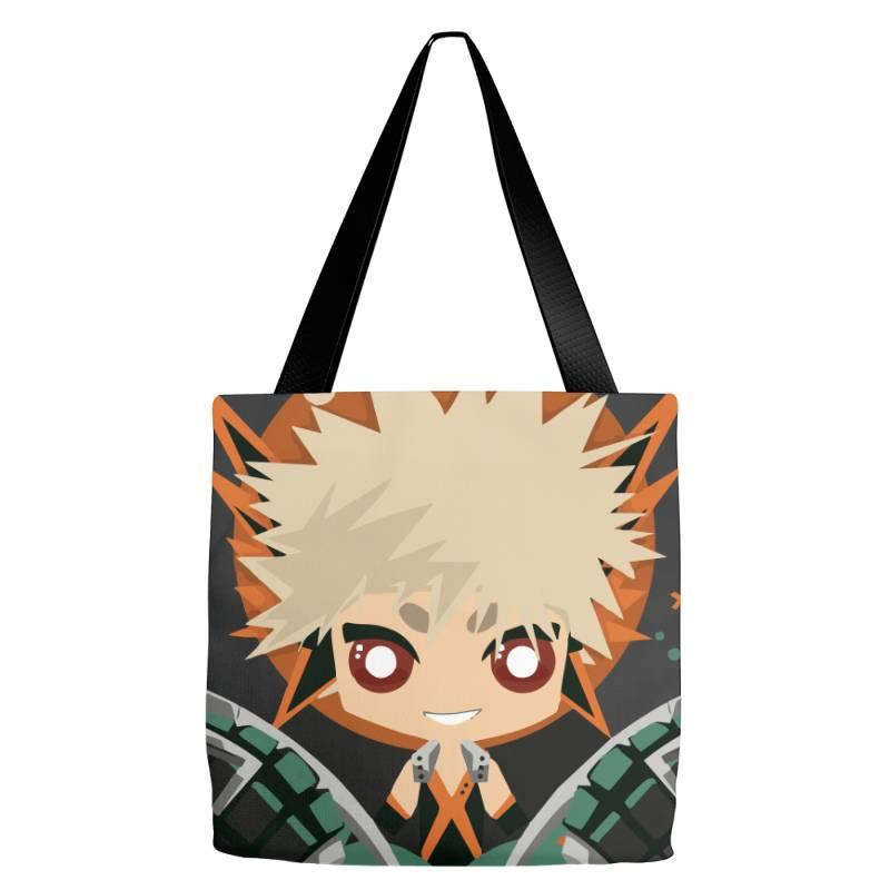 My Hero Academia _ Boku No Hero Academia _ Katsuki Bakugo _ Kachan Tote Bags | Artistshot