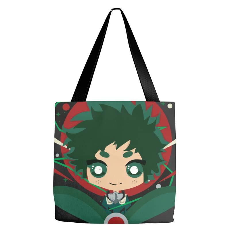 My Hero Academia _ Boku No Hero Academia _ Izuku Midoria Deku Tote Bags   Artistshot