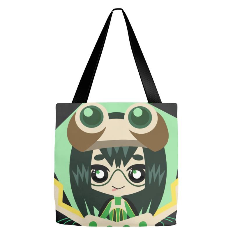 My Hero Academia _ Boku No Hero Academia _ Tsuyu Asui _ Froppy Tote Bags | Artistshot