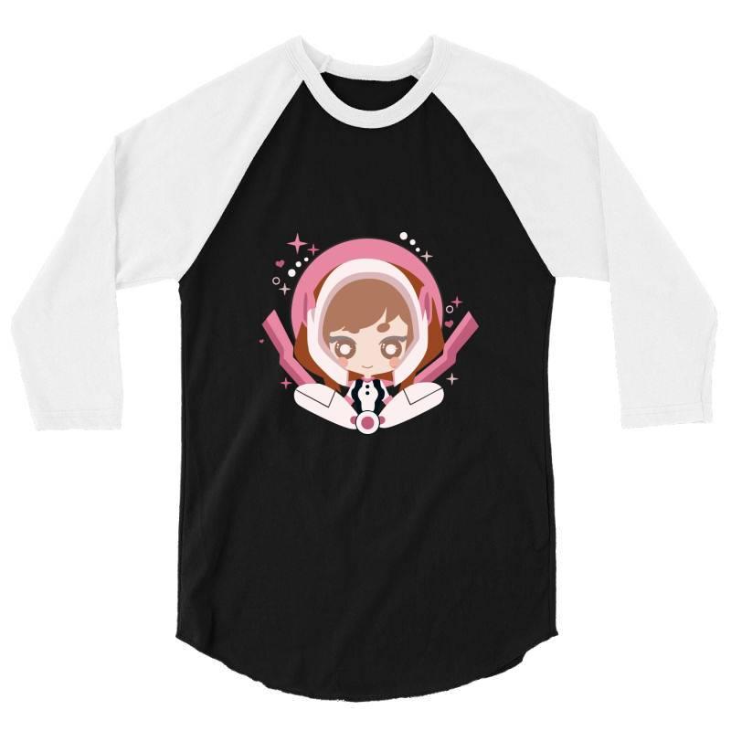 My Hero Academia _ Boku No Hero Academia _ Ochaco Uraraka 3/4 Sleeve Shirt | Artistshot