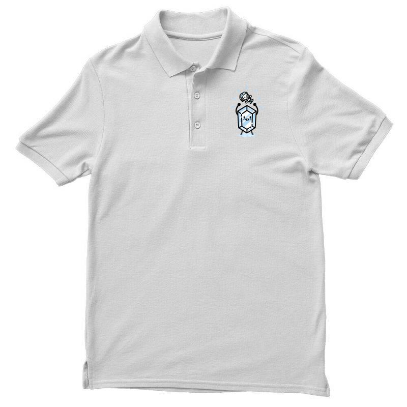 Blue Rupee Finds A Link Men's Polo Shirt | Artistshot