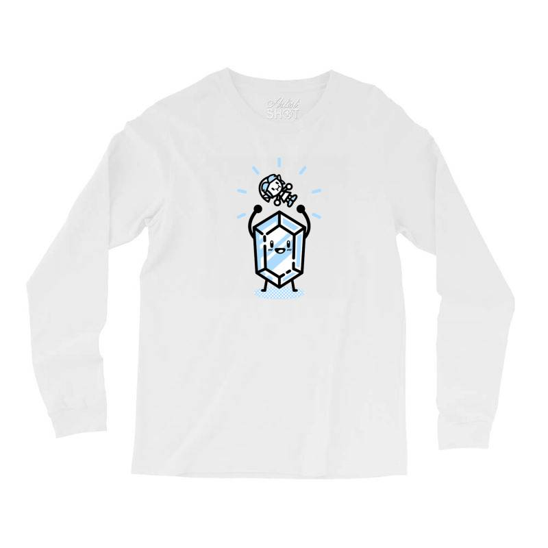 Blue Rupee Finds A Link Long Sleeve Shirts | Artistshot