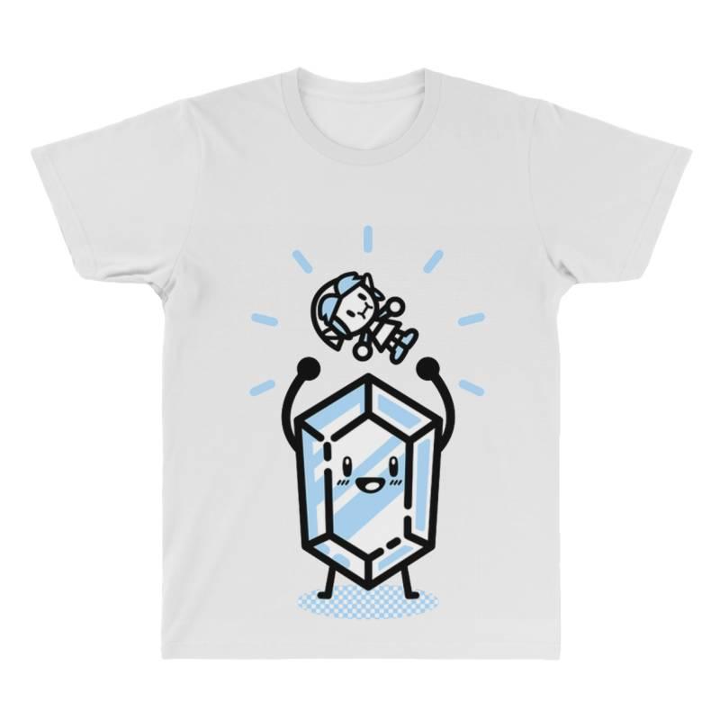 Blue Rupee Finds A Link All Over Men's T-shirt   Artistshot