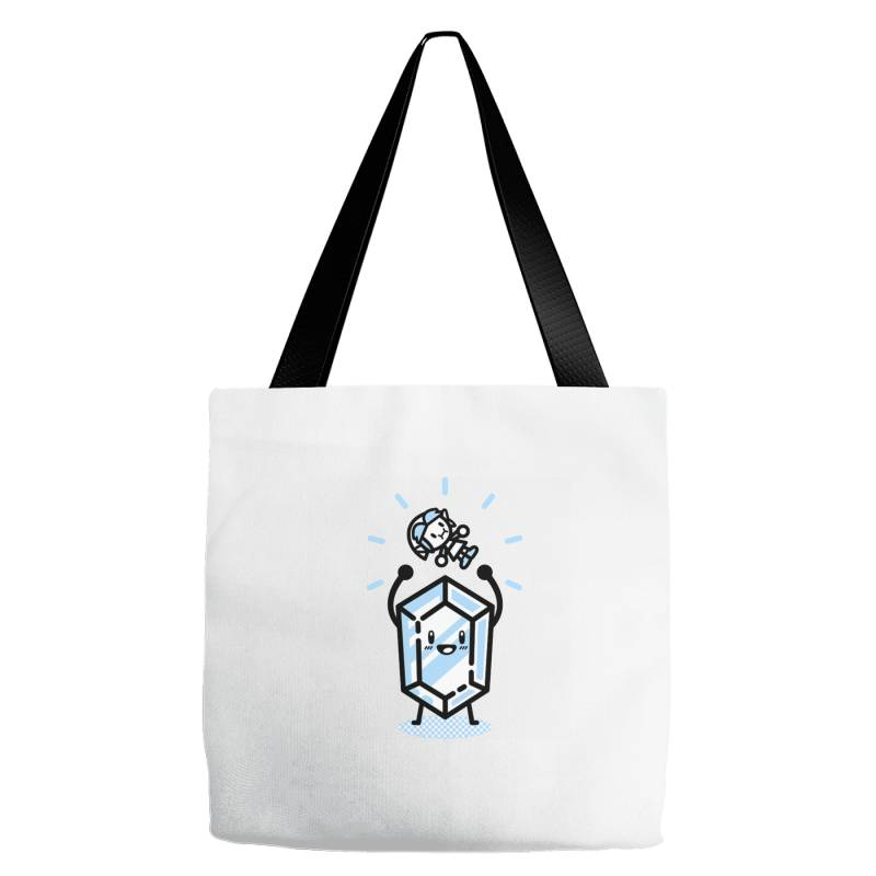 Blue Rupee Finds A Link Tote Bags | Artistshot