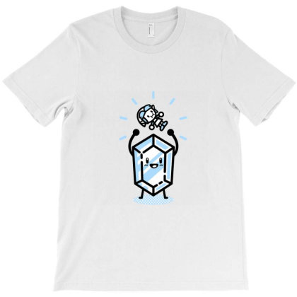 Blue Rupee Finds A Link T-shirt Designed By Cuser4073