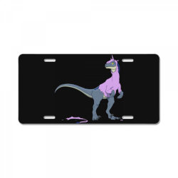 blunicorn License Plate | Artistshot
