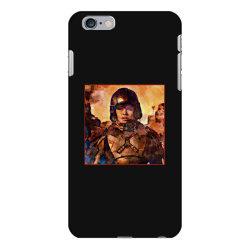 bobbie on mars iPhone 6 Plus/6s Plus Case | Artistshot