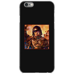 bobbie on mars iPhone 6/6s Case | Artistshot