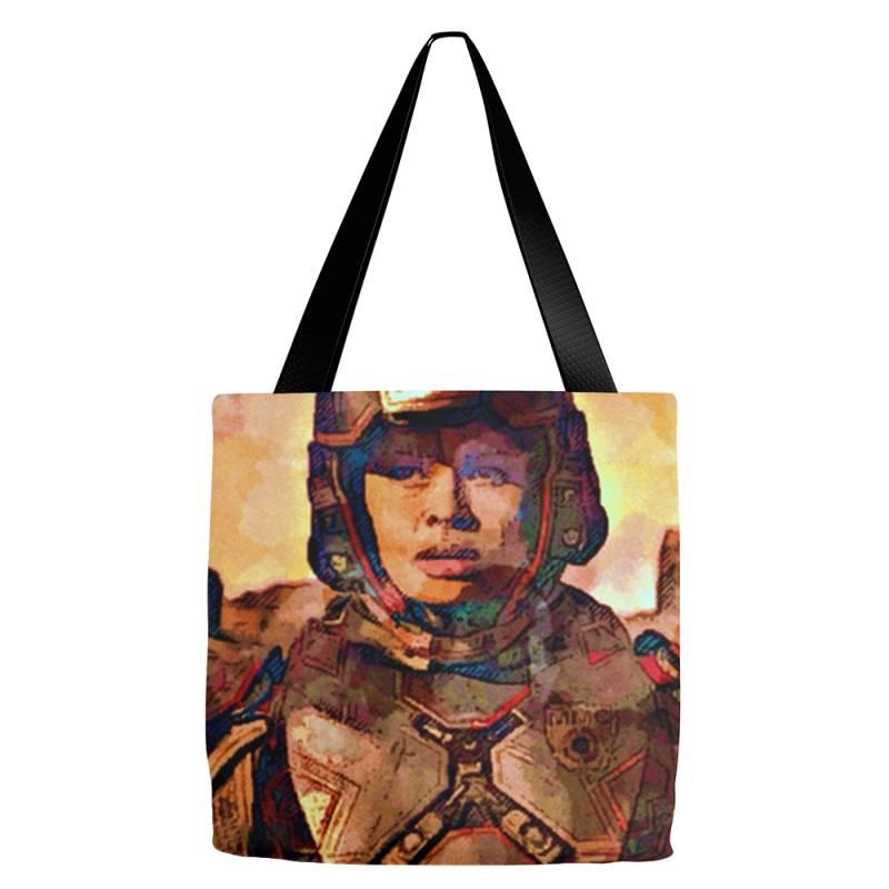 Bobbie On Mars Tote Bags | Artistshot
