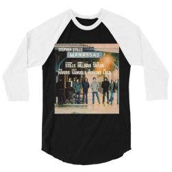 Manassas rock group 3/4 Sleeve Shirt | Artistshot