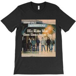 Manassas rock group T-Shirt | Artistshot