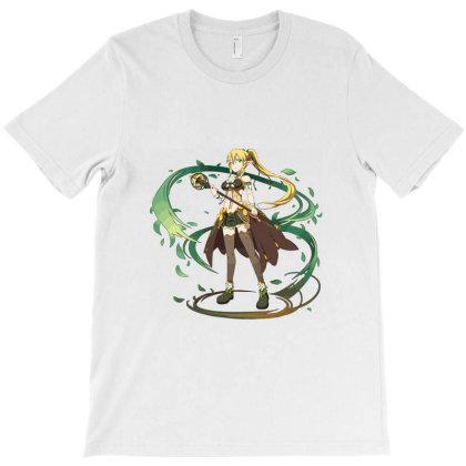 Sword Art Online _ Asuna T-shirt Designed By Dc47