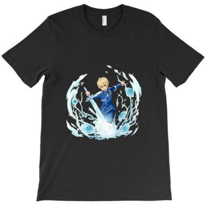 Sword Art Online _ Eugeo T-shirt Designed By Dc47