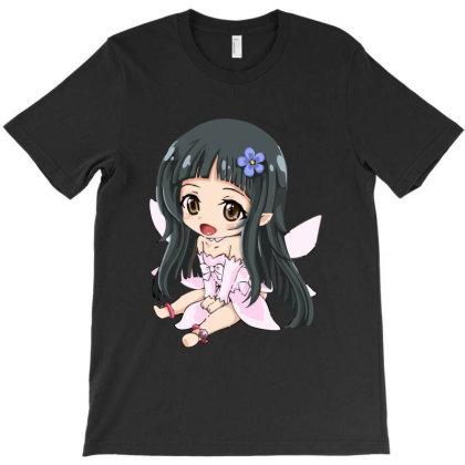 Sword Art Online _ Yui T-shirt Designed By Dc47