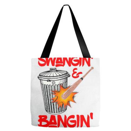 Bangin Houston Baseball Team Tote Bags Designed By Mina Aksarani