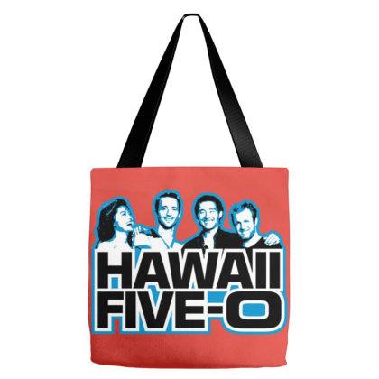 Beach Sun Five O Tote Bags Designed By Mina Aksarani