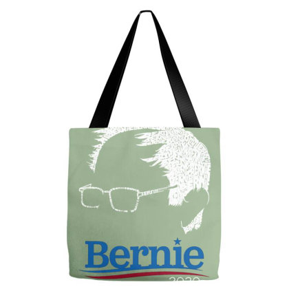 Bernie Sanders For Now Tote Bags Designed By Mina Aksarani
