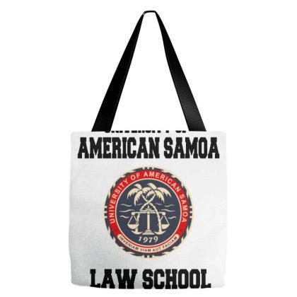 Samoa Law School Logo Tote Bags Designed By Mina Aksarani