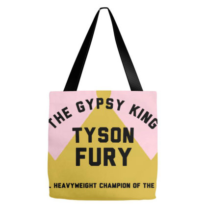Tyson Fight Sport Tote Bags Designed By Andrianisofi