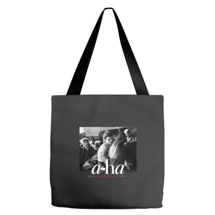 A Ha Band   Play Hunting High And Low Live Tour 2020 Front Tote Bags Designed By Medic870907