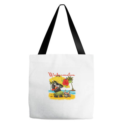 Summer Tote Bags Designed By Disgus_thing